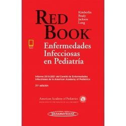 RED BOOK : ENFERMEDADES INFECCIOSAS EN PEDIATRIA (+ EBOOK)