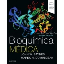 BIOQUIMICA MEDICA + EBOOK (INGLES)
