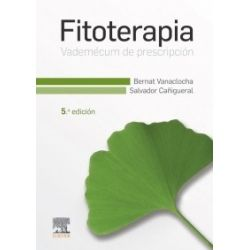 FITOTERAPIA : VADEMECUM DE PRESCRIPCION
