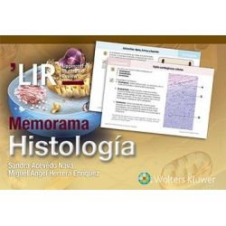 MEMORAMA HISTOLOGIA LIR (LIPPINCOTT ILLUSTRATED REIEWS)