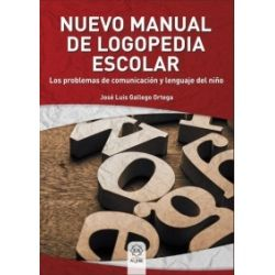 NUEVO MANUAL DE LOGOPEDIA ESCOLAR