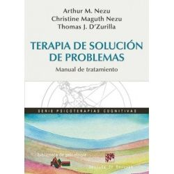 TERAPIA DE SOLUCCION DE PROBLEMAS. MANUAL DE TRATAMIENTO