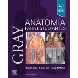 GRAY ANATOMIA PARA ESTUDIANTES (INCLUYE VERSION DIGITAL)