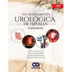 ATLAS DE CIRUGIA UROLOGICA DE HINMAN + E-BOOK Y VIDEOS