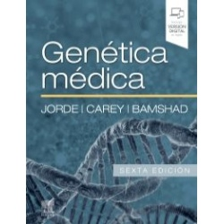 GENETICA MEDICA + VERSION DIGITAL INGLES