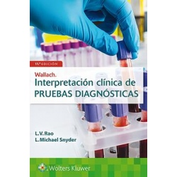 WALLACH INTERPRETACION CLINICA DE PRUEBAS DIAGNOSTICAS