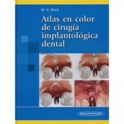 ATLAS EN COLOR DE CIRUGIA IMPLANTOLOGICA DENTAL