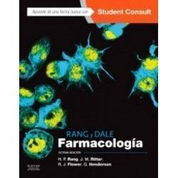RANG Y DALE. FARMACOLOGIA + STUDENTCONSULT