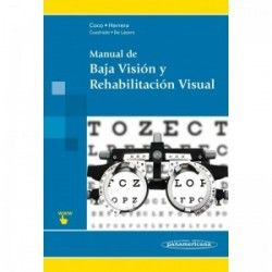 MANUAL DE BAJA VISION Y REHABILITACION VISUAL (+E-BOOK)