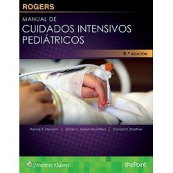 ROGERS MANUAL DE CUIDADOS INTENSIVOS PEDIATRICOS