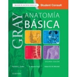 GRAY ANATOMIA BASICA + STUDENT CONSULT