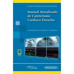 MANUAL ACTUALIZADO DE CATETERISMO CARDIACO DERECHO + ebook
