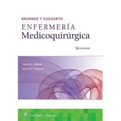 BRUNNER Y SUDDARTH ENFERMERIA MEDICOQUIRURGICA 2 VOL.