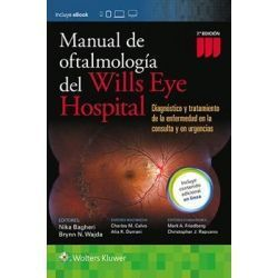 MANUAL DE OFTALMOLOGIA DEL WILLS EYE INSTITUTE